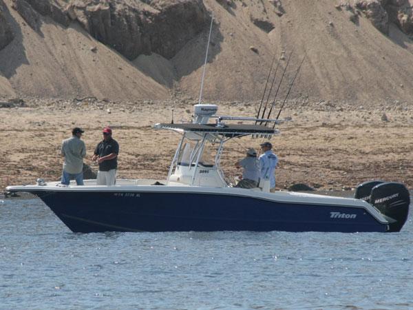 Long Island Fishing Charter Boat